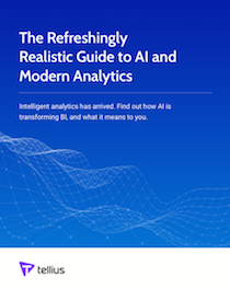 eBook: The Refreshingly Realistic Guide to AI and Modern Analytics