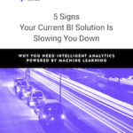 EBook - 5 Signs Your BI Slow Down