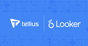 Tellius and Looker Graphic